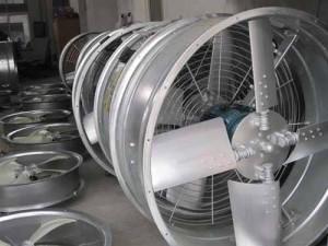 陕西冷却塔风机厂家