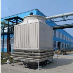 陕西方形工业冷却塔