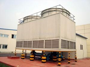 高温工业冷却塔