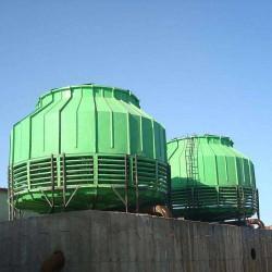 山东圆形工业冷却塔