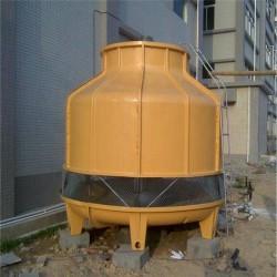 山东高温型圆形冷却塔