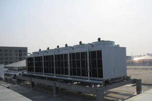 内蒙古方形横流式冷却塔