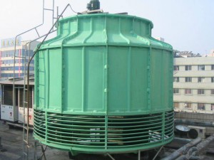 圆形冷却塔公司